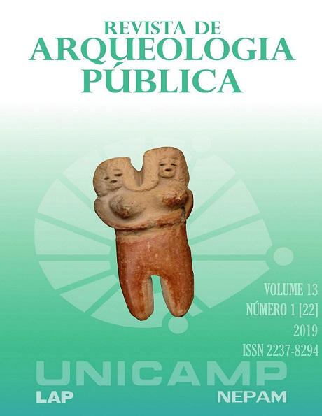 Visualizar v. 13 n. 1[22] (2019): Temática: Arqueologia Queer