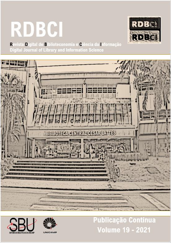 Visualizar v. 19 (2021): Publicação Contínua