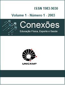 Visualizar v. 1 n. 1 (2003)