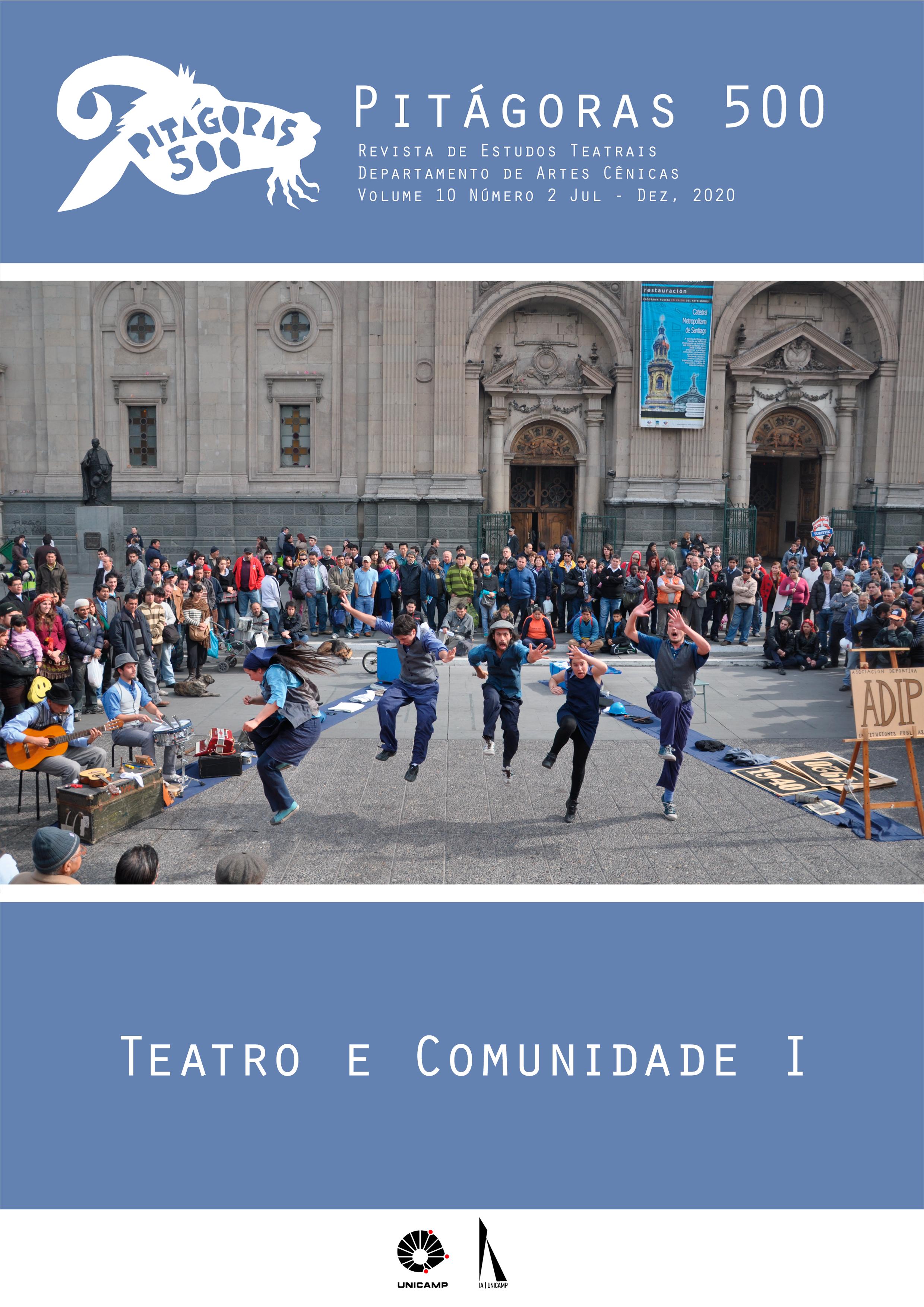 Visualizar v. 10 n. 2 (2020): Teatro e Comunidade