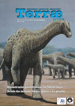 Reconstrução de uma manada de Aelosaurus maximus com indivíduos de idades variadas (Pintura de Ariel Milani Martine).