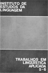 Visualizar v. 5 n. 6 (1985)