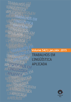 Visualizar v. 54 n. 1 (2015)