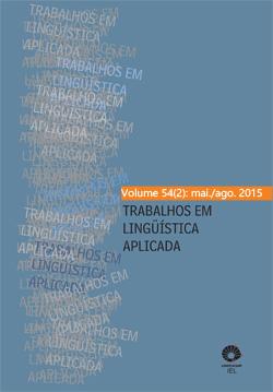 Visualizar v. 54 n. 2 (2015)
