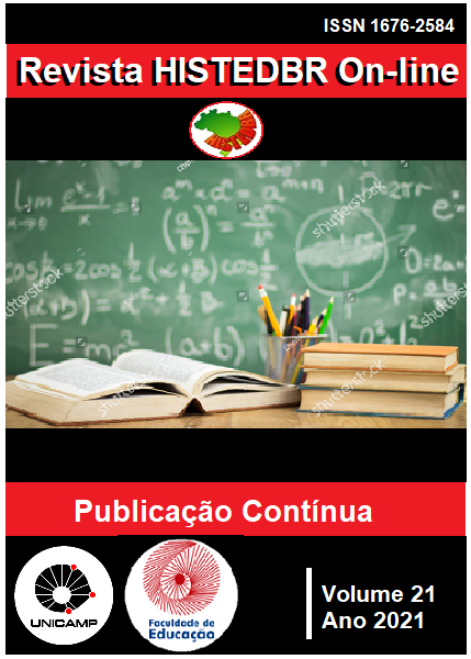 Visualizar v. 21 (2021): Publicação Contínua