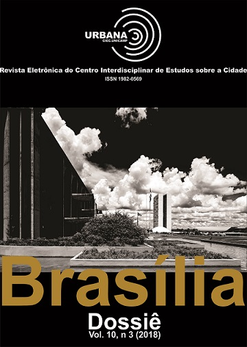 Visualizar v. 10 n. 3 (2018): set./dez. [20] - Dossiê: Brasília II