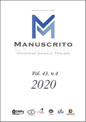 Visualizar v. 43 n. 4 (2020): out./dez.