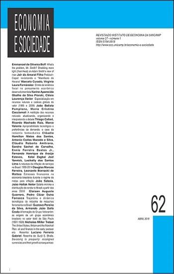 Visualizar v. 27 n. 1 (2018): jan./abr. [62]