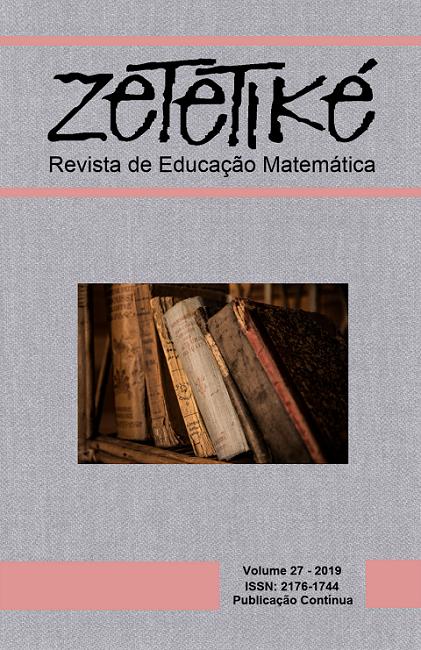 Visualizar v. 27 (2019): Publicação Contínua