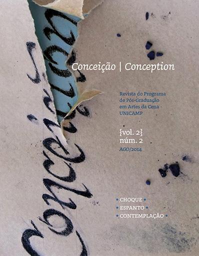 Visualizar v. 3 n. 1 (2014): Choque, Espanto, Contemplação