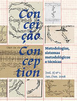 Visualizar v. 7 n. 1 (2018): Metodologias, Sistemas Metodológicos e Técnicas