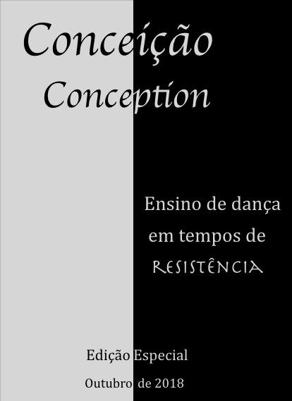 Visualizar v. 7 (2018): Edição Especial: Ensino de dança em tempos de resistência