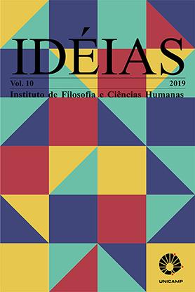 Visualizar v. 10 (2019): Publicação Contínua