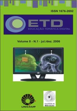 Visualizar v. 8 n. 1 (2006): Número Temático: Educação, Filosofia, Tecnologia e Competências