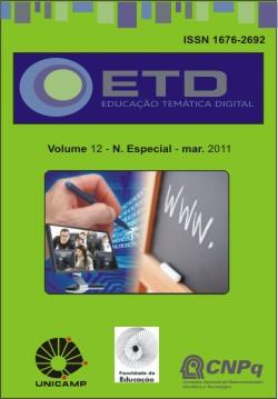 """Visualizar v. 12 (2011): Número Especial: """"Tecnologias na educação"""""""