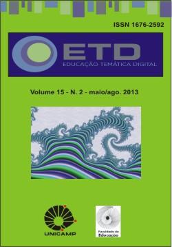 Visualizar v. 15 n. 2 (2013): Número Temático: Formação e novos saberes aplicados à educação