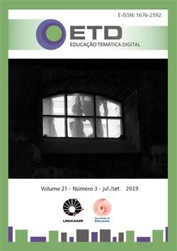 Visualizar v. 21 n. 3 (2019): Luto é Verbo. Educação e Democracia