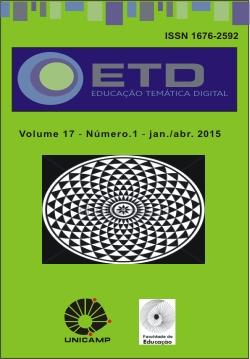 Visualizar v. 17 n. 1 (2015): Política educacional e culturas: temas contemporâneos