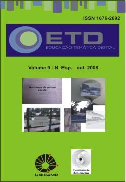 """Visualizar v. 9 (2008): Número Especial: """"Escola, currículo e cultura: narrativas objetos e imagens"""""""
