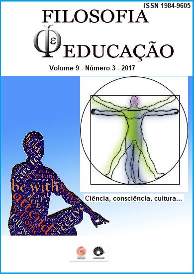 Visualizar v. 9 n. 3 (2017): Ciência, consciência, cultura...