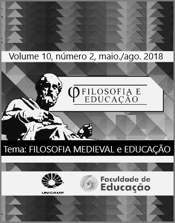 Visualizar v. 10 n. 2 (2018): Temática: Filosofia Medieval e Educação