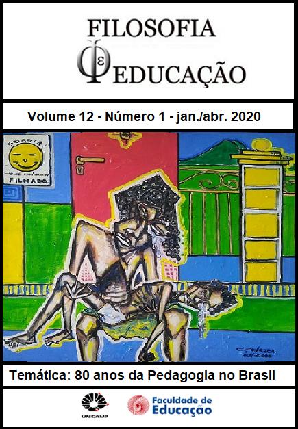 Visualizar v. 12 n. 1 (2020): 80 anos da Pedagogia no Brasil