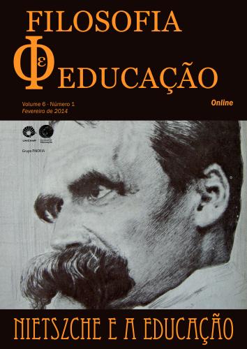 Visualizar v. 6 n. 1 (2014): Nietzsche e a educação