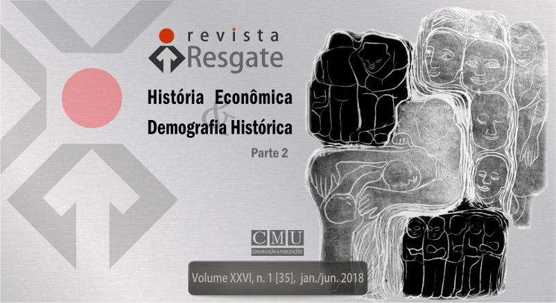 Visualizar v. 26 n. 1 (2018): jan./jun. [35]: Dossiê História Econômica e Demografia Histórica [Parte 2]