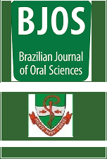 3cd9685c4df Escope  The Brazilian Journal of Oral Sciences is an international  non-profit journal