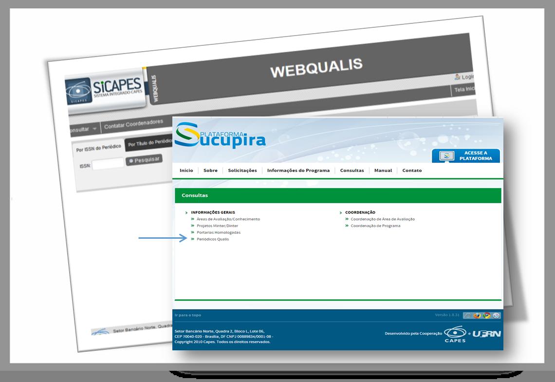 Qualis Periódicos 2013-2014 já está na plataforma Sucupira para consulta!