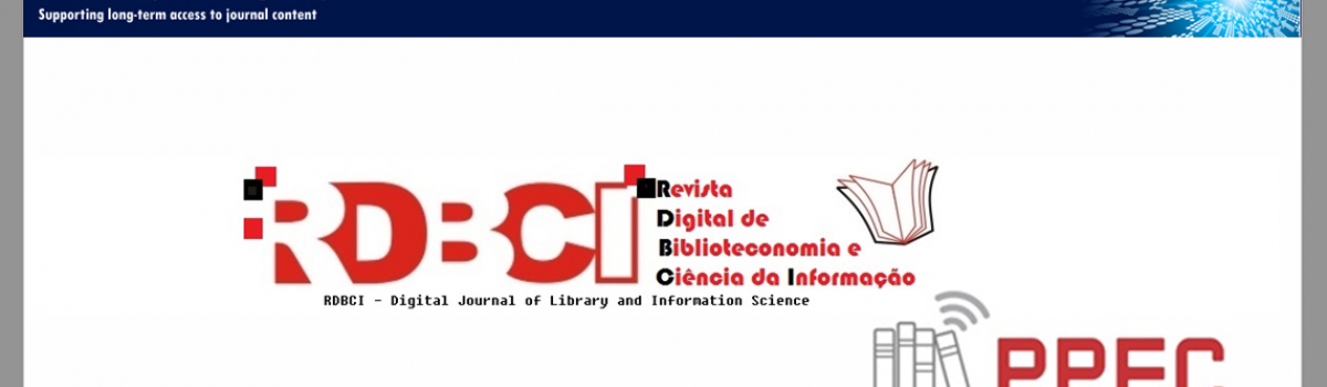 Revista indexada no PPEC e que faz parte da Rede Cariniana está no The Keepers Registry